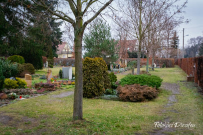 (c) Jan-Eric Dreßler / Fotokiwi Dresden - Stephanus Friedhof, Kleinzschachwitz, Dresden