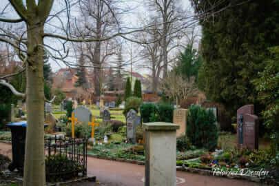 Stephanus Friedhof, Kleinzschachwitz, Dresden