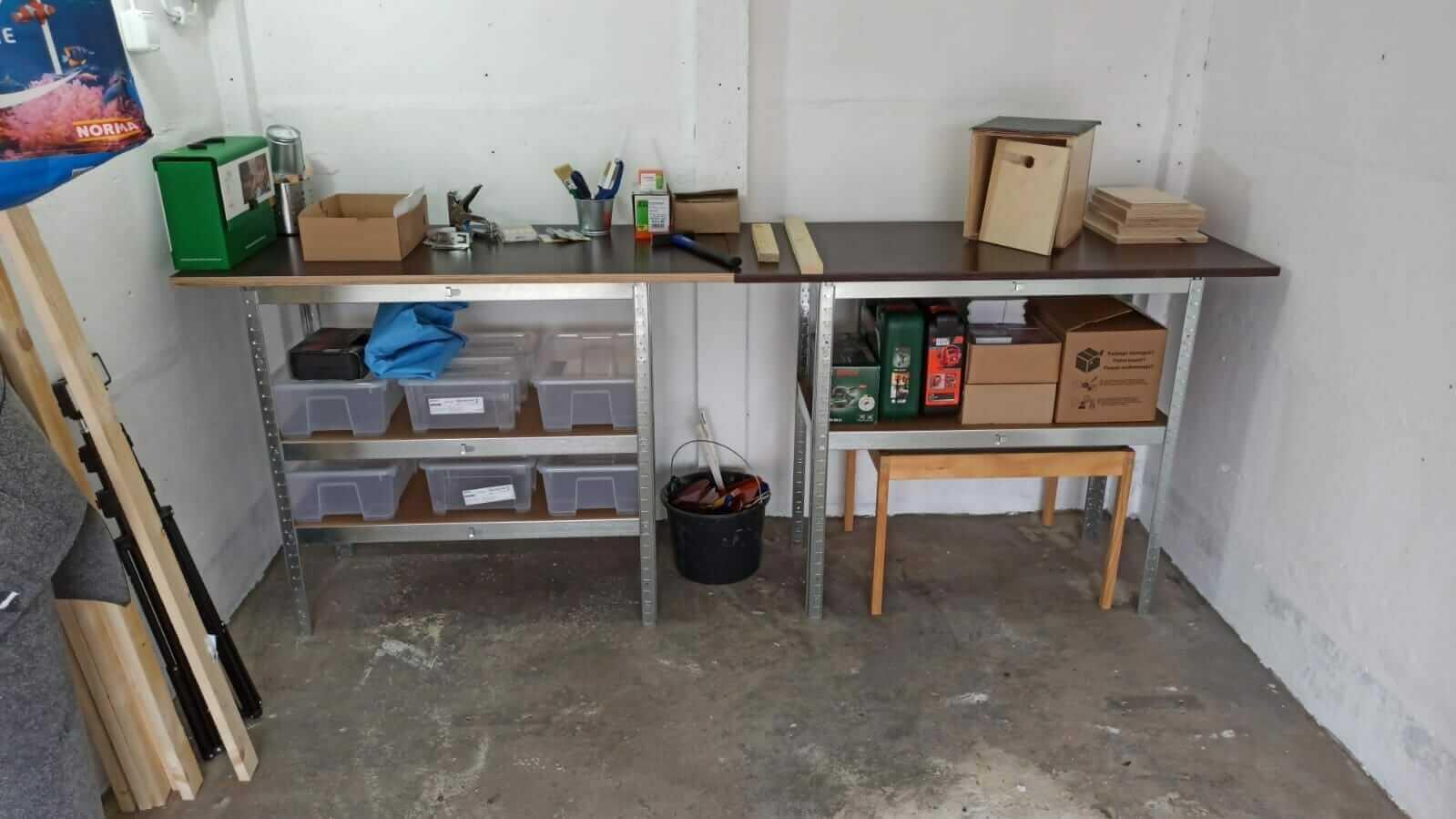 Beitragsbild - Erste Schritte in der Werkstatt